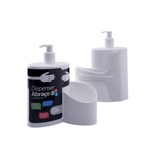 Dispenser-Abraco-Branco-600ml-10864-0007---Coza