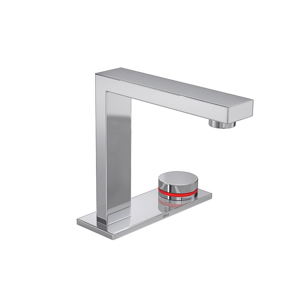 Misturador Monocomando Para Banheiro Mesa Touch 2875 C Tch Deca