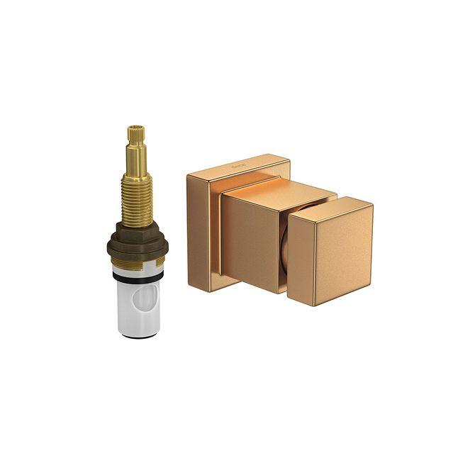 Acabamento-de-Registro-de-Pressao-MVR-Cubo-Gold-Matte-3-4-4916.GL86.MT---Deca