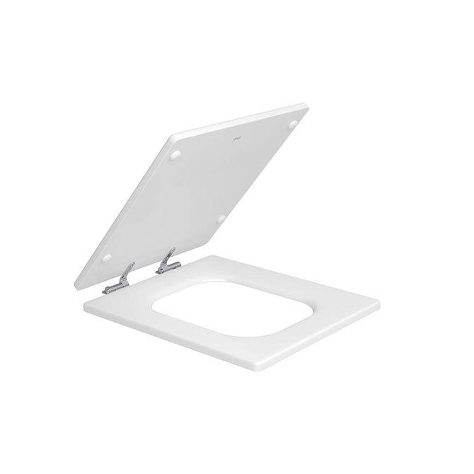 Assento-Poliester-Branco-com-Microban-e-Fixacao-Cromada-Quadratta-AP44---Deca1