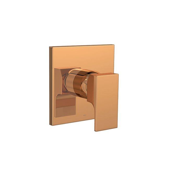 Acabamento-para-Chuveiro-Monocomando-Unic-Red-Gold-4993.GL90.RD---Deca