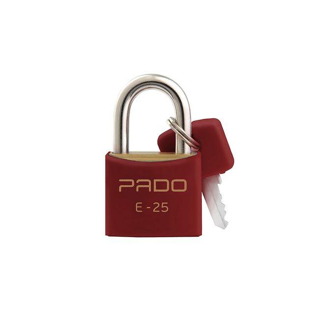 Cadeado-Cores-25mm-LT-25-Vermelho---Pado