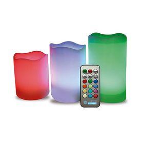 Lampada-Decorativa-Vela-Led-RGB-Melancia-com-Controle---LM371---Luminatti