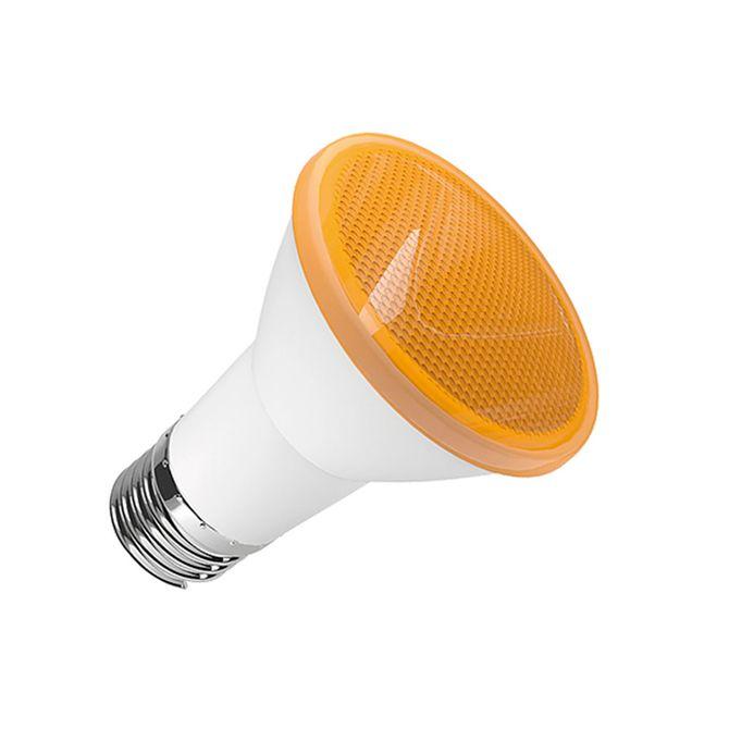 Lampada-Led-PAR20-Ambar-Bivolt-6w---LM163---Luminatti
