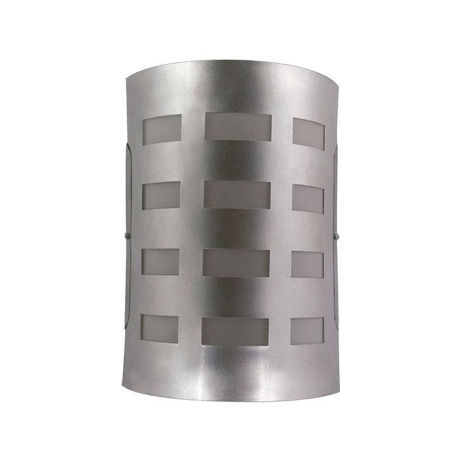 Arandela-TD42-Aluminio-1xE27-Escovado---Taschibra