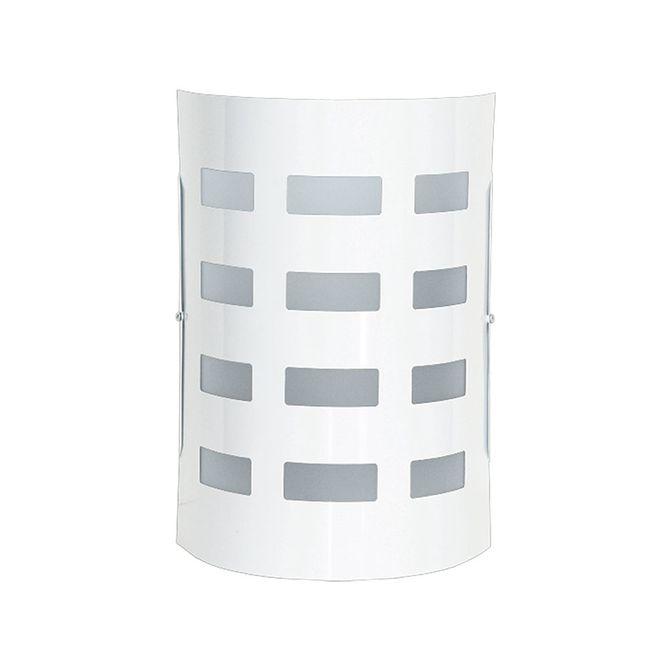 Arandela-TD42-Aluminio-1xE27-Branco---Taschibra