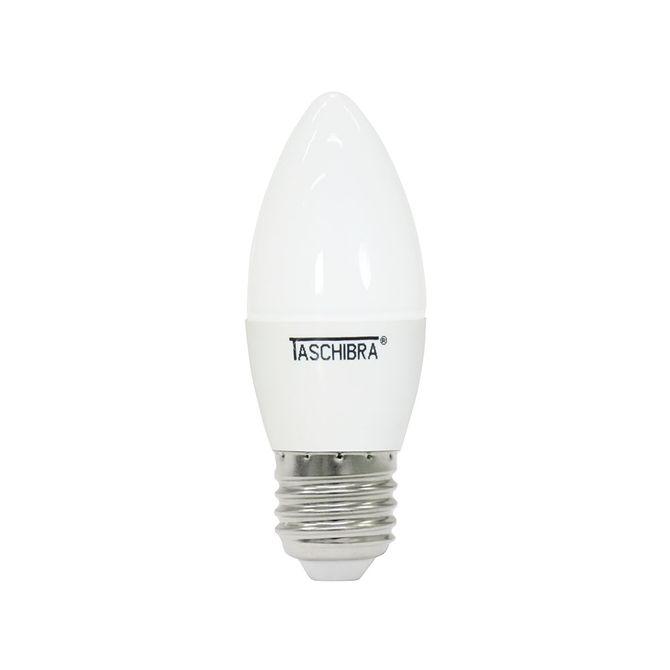 Lampada-Led-Vela-TVL05-Amarela-4W---Taschibra