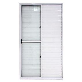 Porta-Balcao-de-Aluminio-com-3-Folhas-210x150-Branca---13002---Esquadriart