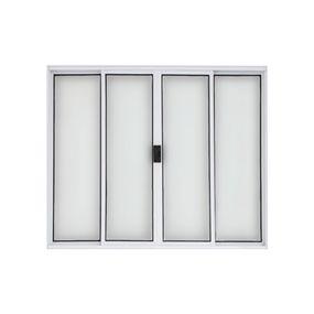 Vitro-de-Correr-de-Aluminio-4-Folhas-sem-Grade-100x120-Branco---20028---Esquadriart