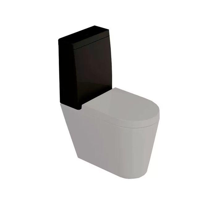 Caixa-Acoplada-Duoflux-Ebano-Fosco-com-Botao-de-Acionamento-Black-Matte-para-o-Modelo-Link-CD23F.BL.MT.94---Deca