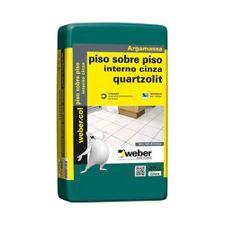Argamassa-Piso-sobre-Piso-para-Uso-Interno-Cinza---Saco-com-20Kg---Quartzolit