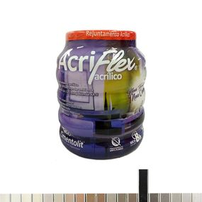 Rejunte-Acrilico-Acriflex-Preto---Pote-com-2Kg---Cimentolit