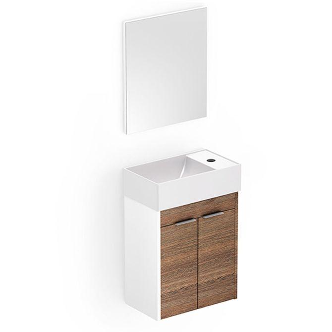 Kit-Gabinete-com-Cuba-e-Espelho-Zip-40x22cm-Wengue---Incepa