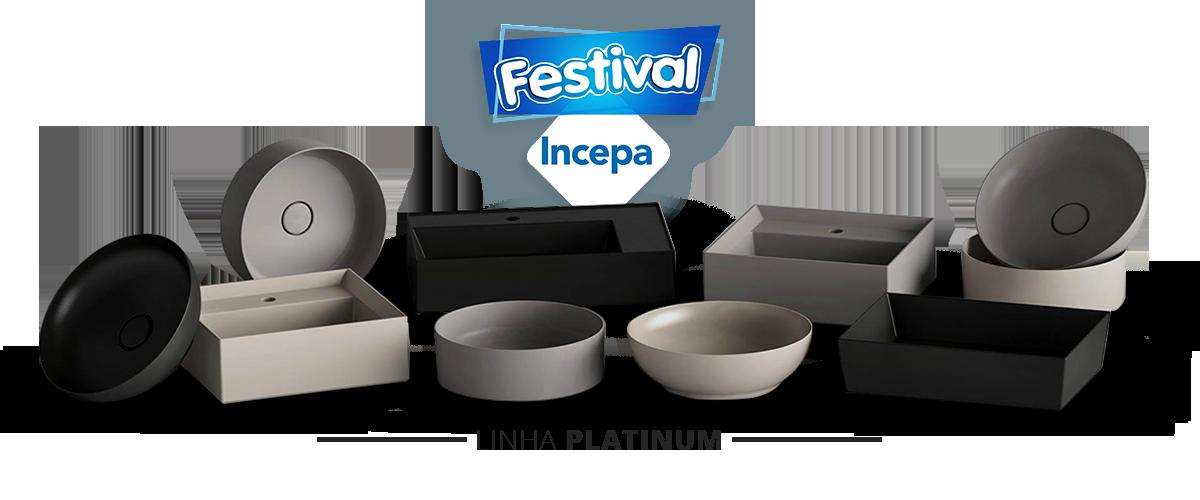 INCEPA - LINHA PLATINUM