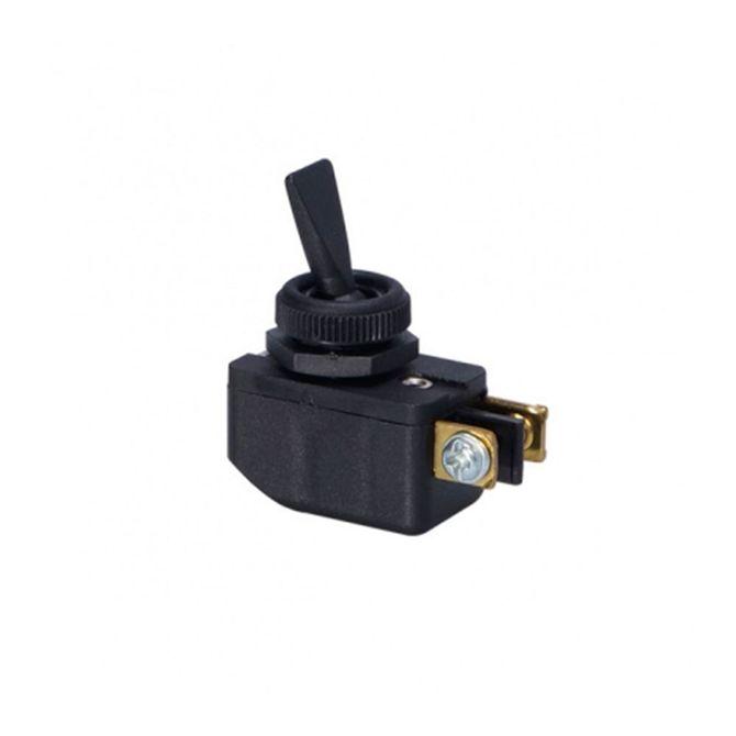 Interruptor-Unipolar-de-6A-Preto-AFB2FP1-CB---Ref-CS-301D---Margirius
