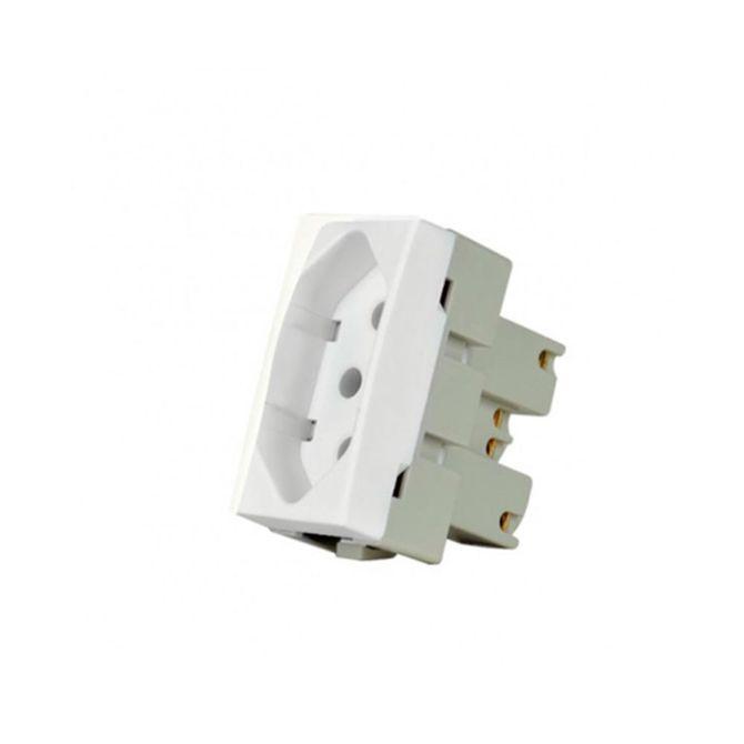 Modulo-Tomada-2P-T-de-20A-Linha-Sleek-Branco---Ref-16048---Margirius