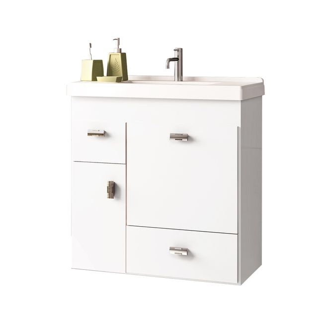 Toucador-para-Banheiro-com-Cuba-60cm-Branco---Orquidea---Cozimax-