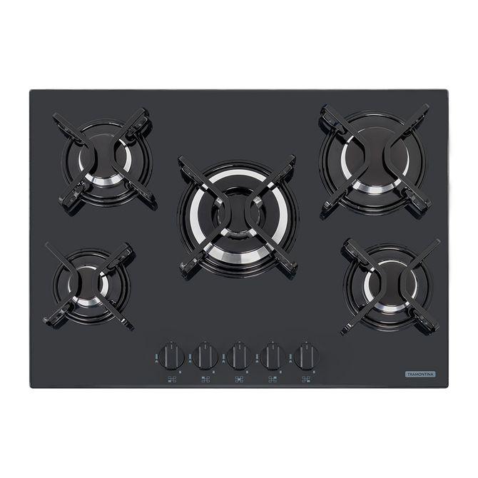 Cooktop-a-Gas-Glass-Penta-Preto-5-Queimadores-69cm---94708201---Tramontina3