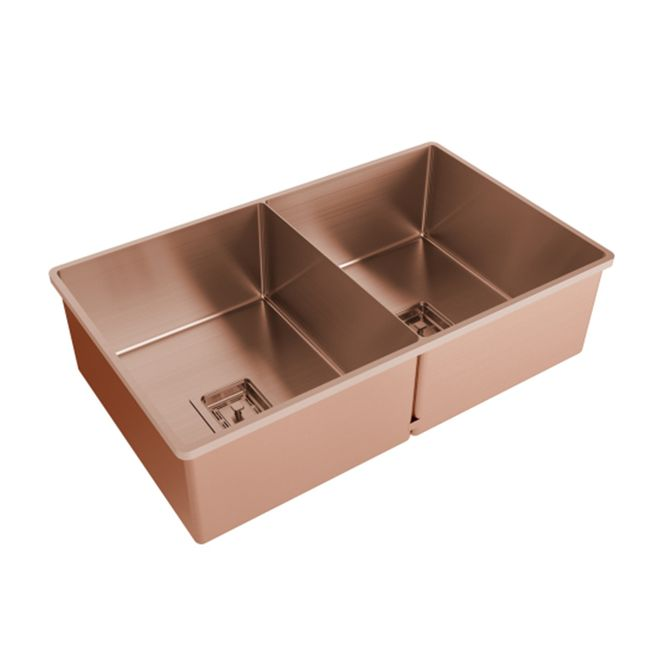 Cuba-para-Cozinha-Dupla-Primaccore-Semi-Top-Mount-70x42x20cm-Rose-Gold---Debacco1