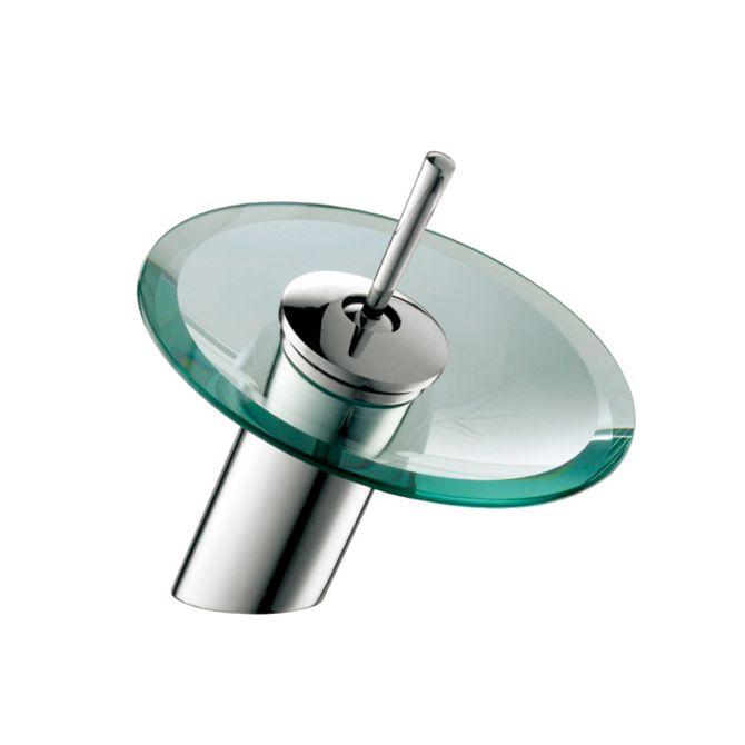 Misturador-Monocomando-para-Banheiro-Redondo-Vidro-Bica-Baixa-81519---Jiwi
