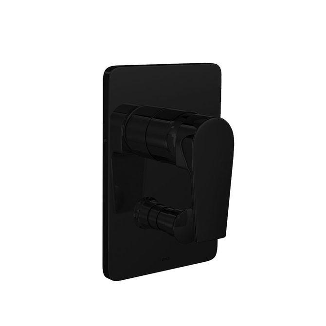 Acabamento-para-Chuveiro-Monocomando-4-Vias-Level-Black-Noir---4994.BL26.NO---Deca