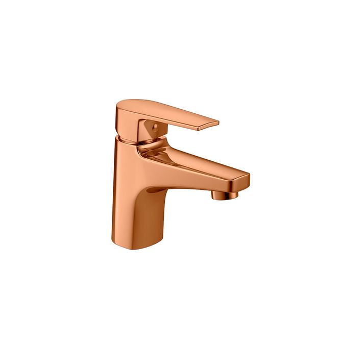 Misturador-Monocomando-para-Banheiro-Mesa-Level-Red-Gold-Bica-Baixa---2875.GL26.RD---Deca