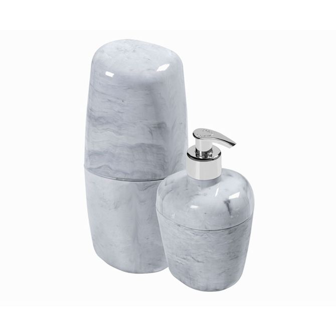 Kit-Porta-Escova-Sabao-Liquido-Branco---KBB1-2-BR---Astra