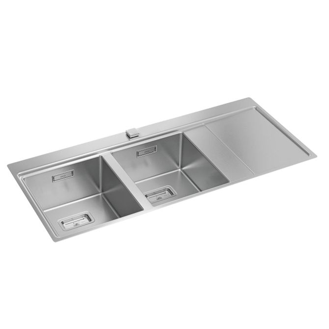Cuba-para-Cozinha-Retangular-Dupla-Wish-Inox-116x52cm---CC.660.116.DUO.INX---Deca