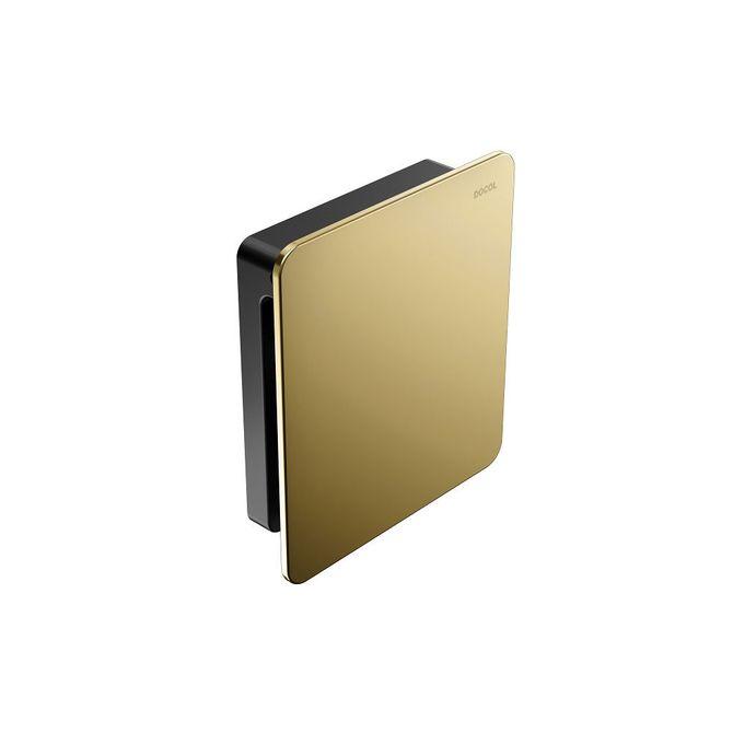 Acabamento-para-Valvula-de-Descarga-Flat-Ouro-Polido---Docol