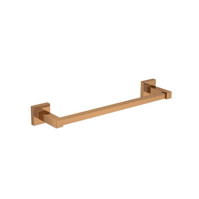 Porta-Toalha-Barra-Quadratta-Red-Gold-30cm---2040.GL83.030.RD---Deca
