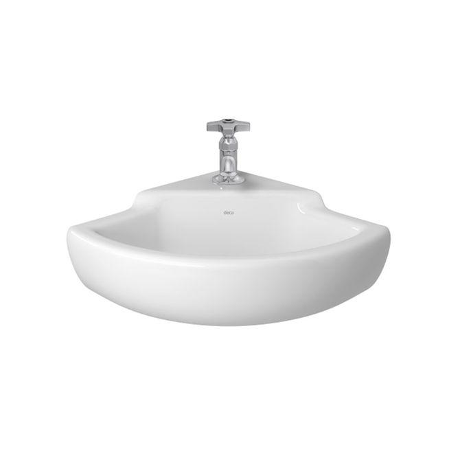 Lavatorio-para-Banheiro-Izy-Suspenso-de-Canto-Branco-30x30cm-L101---Deca