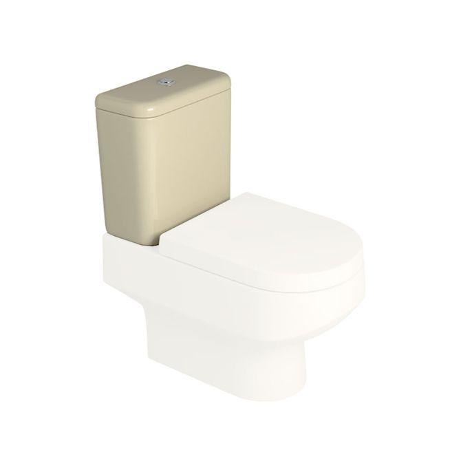 Caixa-Acoplada-DuoFlux-Creme-para-o-modelo-Carrara-CD11F---Deca