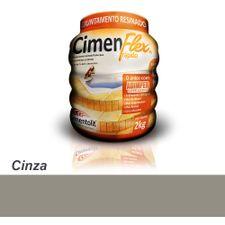 Rejunte-Resinado-Rapido-Cimenflex-2kg-Cinza---Cimentolit