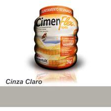 Rejunte-Resinado-Rapido-Cimenflex-2kg-Cinza-Claro---Cimentolit