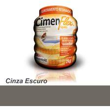 Rejunte-Resinado-Rapido-Cimenflex-2kg-Cinza-Escuro---Cimentolit