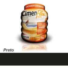 Rejunte-Resinado-Rapido-Cimenflex-2kg-Preto---Cimentolit