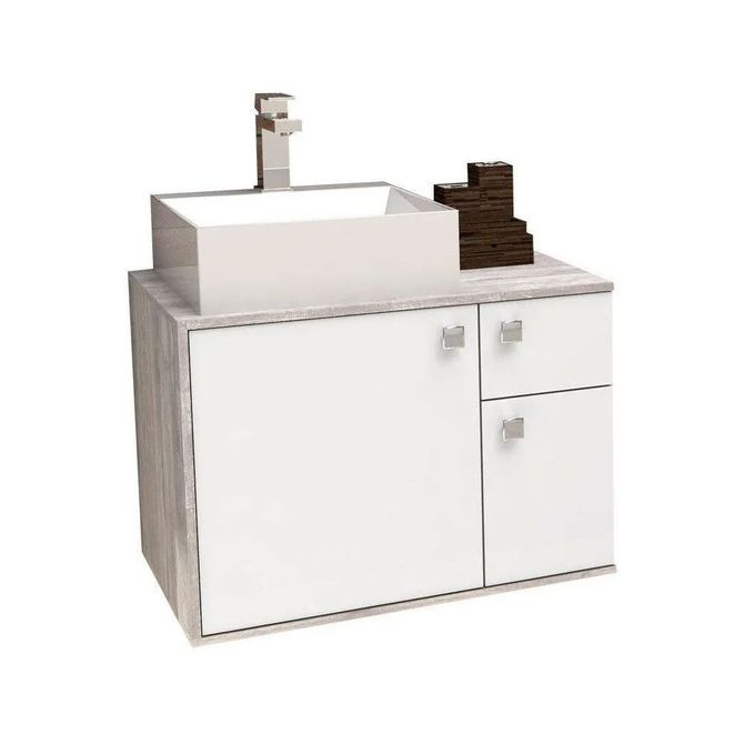 Gabinete-para-Banheiro-60cm-MDF-Caete-Branco-e-Calcare-sem-cuba-60x432x415cm---Cozimax-1