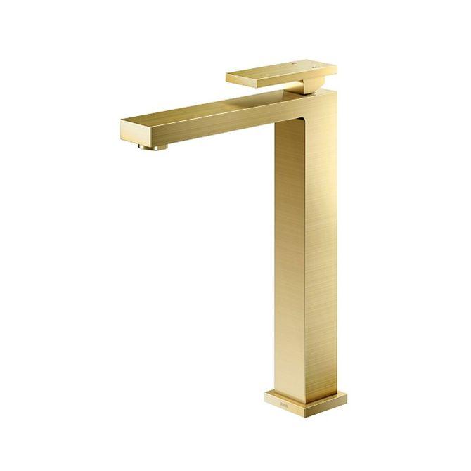 Misturador-Monocomando-para-Banheiro-Mesa-Bica-Alta-New-Edge-Ouro-Escovado---00925472---Docol