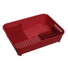 Escorredor-de-Loucas-Basic-45x35x105cm-Vermelho-Bold---10848-0465---Coza