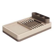 Escorredor-de-Loucas-Flat-42x26x10cm-Warm-Gray---17000-1334---Coza