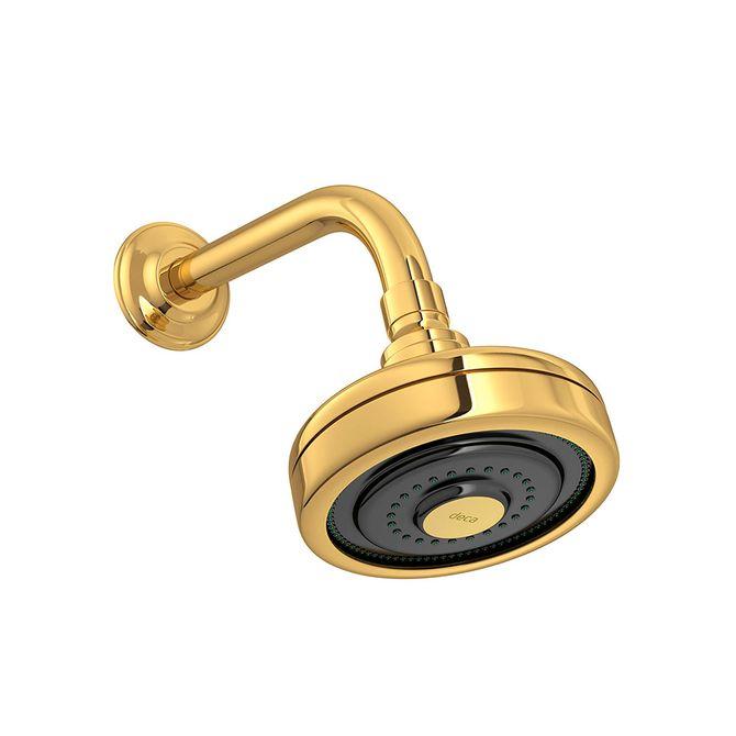 Chuveiro-de-Parede-Acqua-Plus-Curvo-Gold---1990.GL.STD---Deca