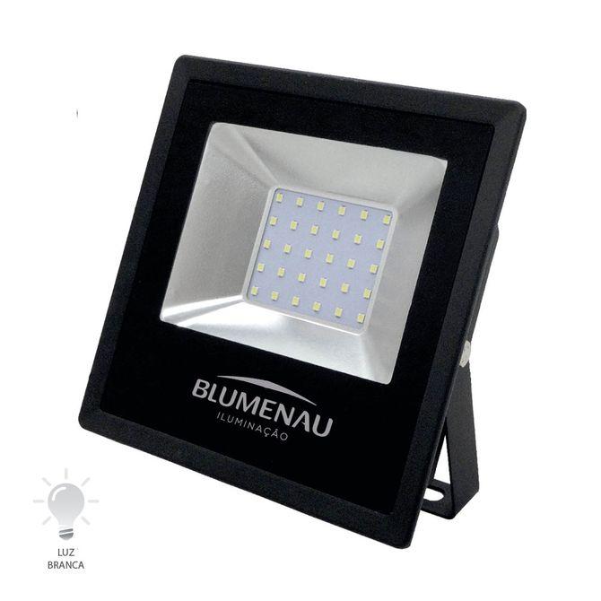 Refletor-LED-Slim-30W-Bivolt-Branco-Frio-6000K---74306000---Blumenau