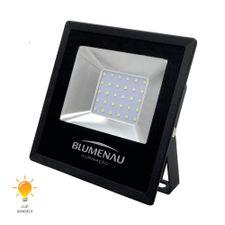 Refletor-LED-Slim-30W-Bivolt-Branco-Quente-3000K---74303000---Blumenau