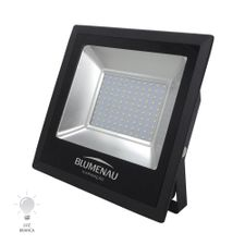 Refletor-LED-Slim-100W-Bivolt-Branco-Frio-6000K---74100600---Blumenau
