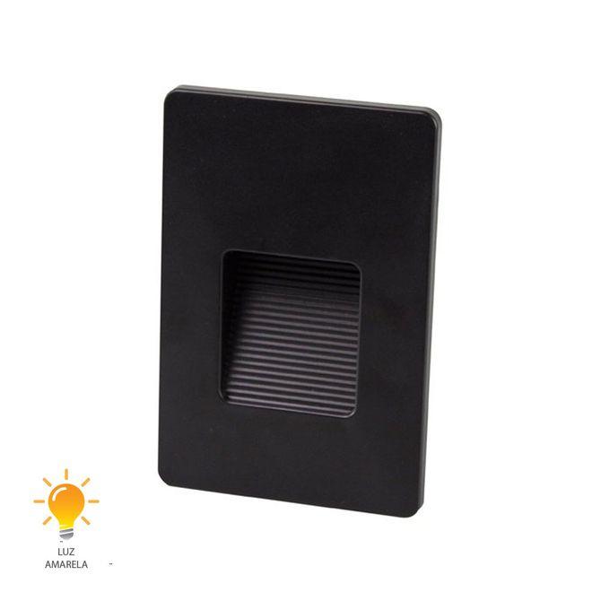 Balizador-Light-Embutir-Preto-LED-2W-IP65-3000K-Bivolt---20443016---Germany