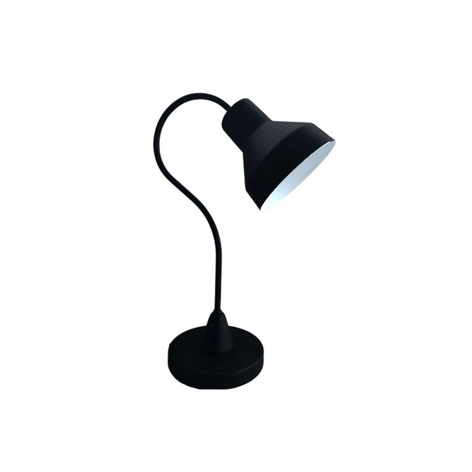 Luminaria-de-Mesa-Viena-Preto-Branco---LM130-PT_BC---Kin-Light