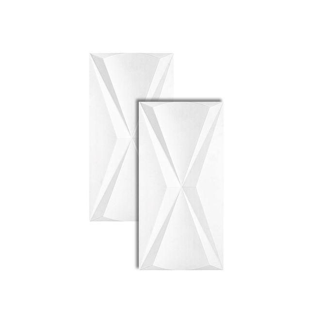 Porcelanato-Cubic-White-Acetinado-Retificado-30x60cm---FJH015701---Roca