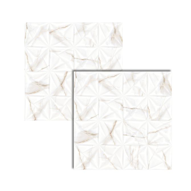 Porcelanato-Calacata-Gold-Deco-Acetinado-Retificado-72x72cm---AR72049---Viarosa