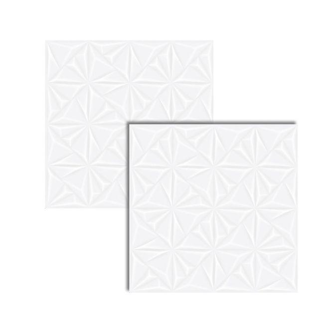 Porcelanato-Classic-White-Deco-Acetinado-Retificado-72x72cm---AR72056---Viarosa