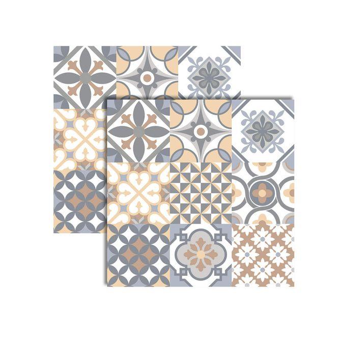 Porcelanato-Patchwork-Colorato-Acetinado-Retificado-61x61cm---61029---Realce